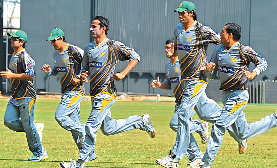 Pakistan-players