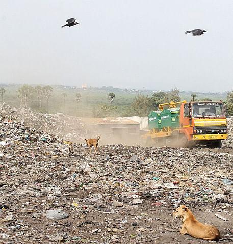 Dump-Garbage