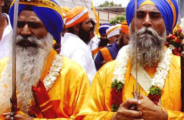 ban on kirpan A sikh who wears a kirpan is not wearing it because it is a weapon he or she   one might just as well ban knives in the kitchen, scissors in the.