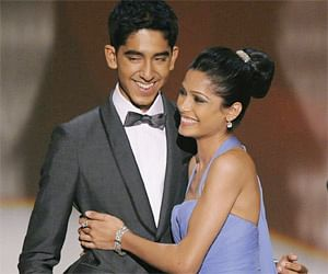 Freida Pinto proud of Dev Patel- The New Indian Express