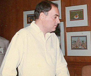 Rajiv Gandhi\'s Sri Lanka intervention helped win Haryana Election back in 1987?