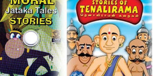 Panchatantra tales find overseas viewers- The New Indian Express