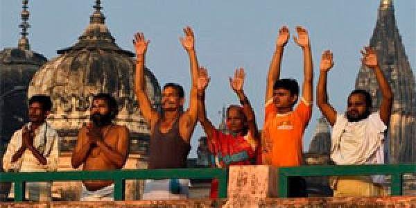 Ayodhya admn disallows RMM's namaz, Quran recitation on