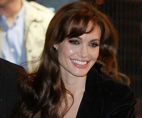 Angelina Jolie Involved in Plot to Catch Warlord Joseph Kony