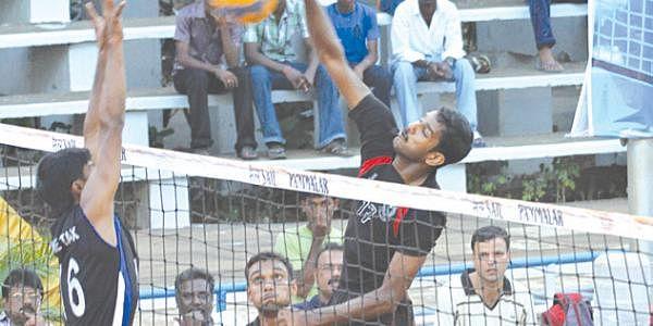 Volleyball-Tournament