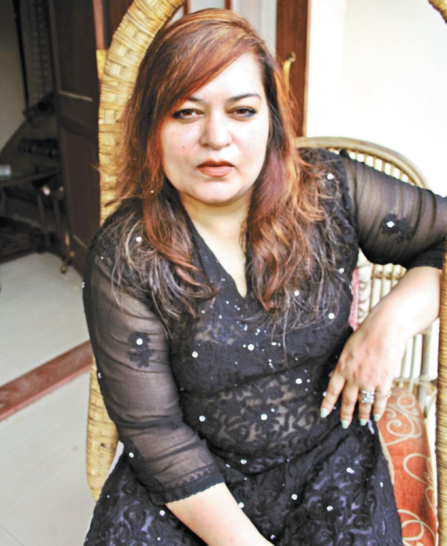 Sangeeta-Bahadur