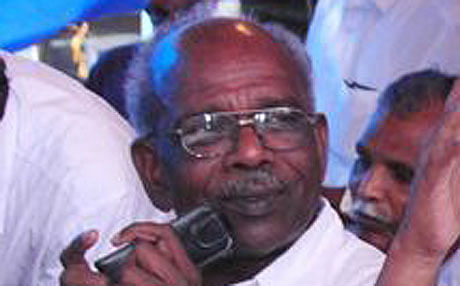 It's unethical to shield MM Mani, says VM Sudheeran