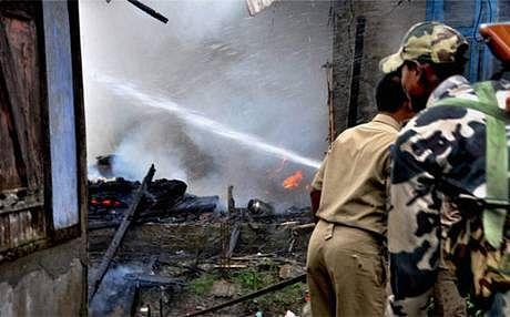Assam-violence
