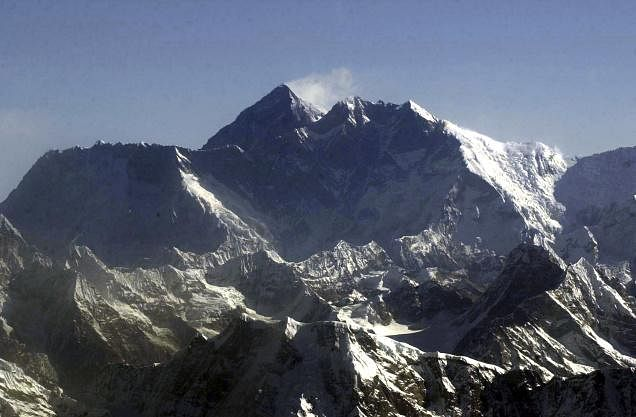Mount Everest-AP-L
