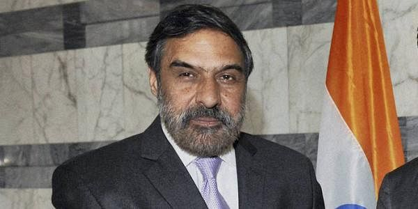 Anand-Sharma
