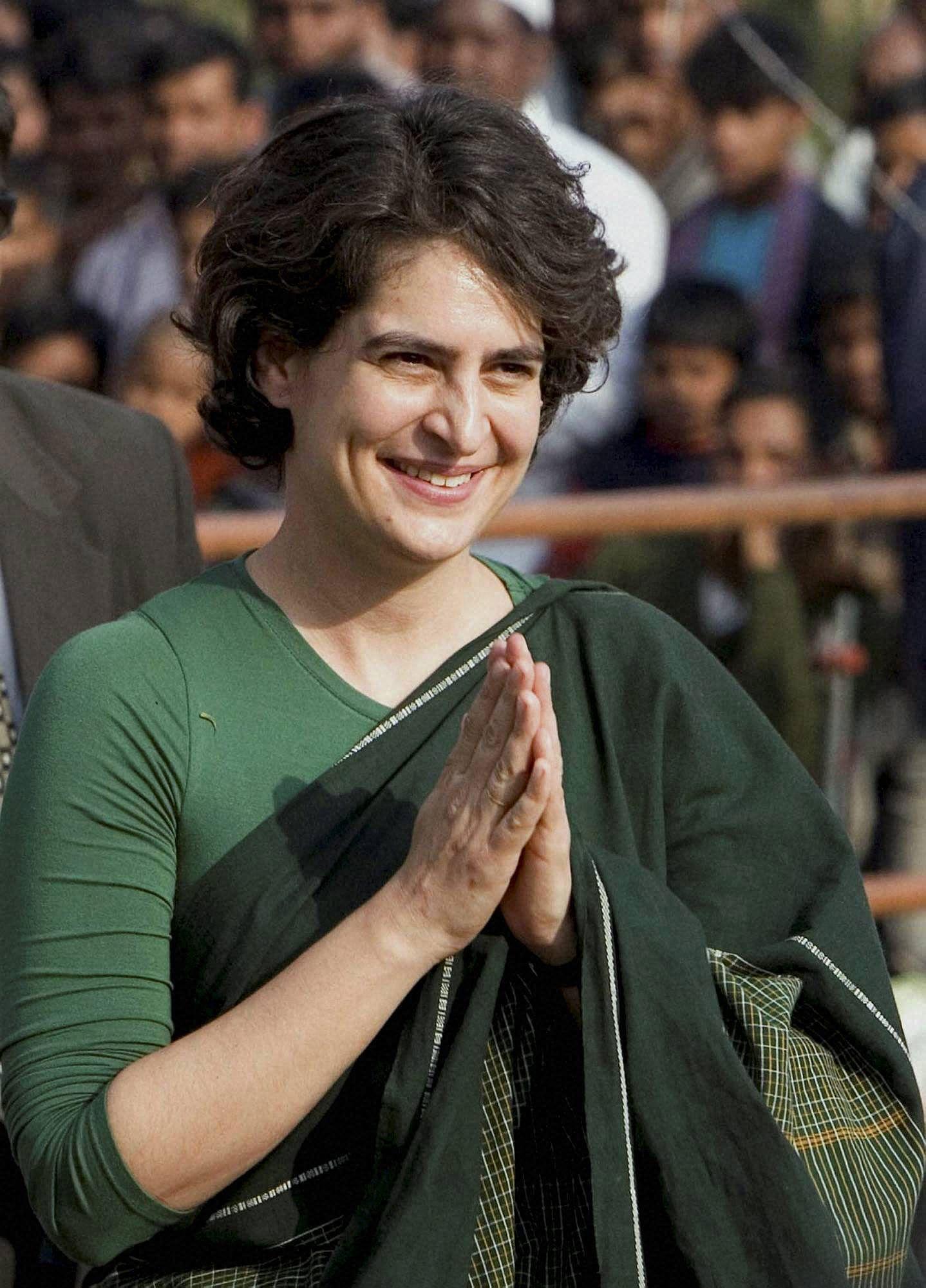 Priyanka-Gandhi--PTI-P