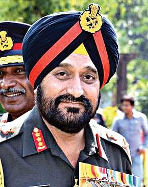 General-Bikram-Singh