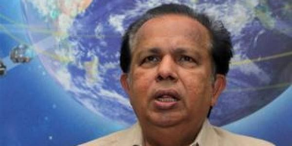 madhavan nair PTI photo