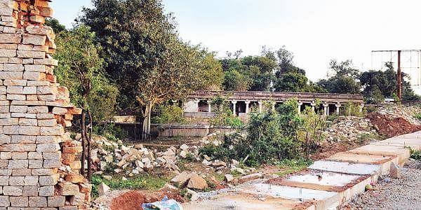 Chikkajala-Fort