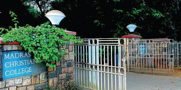 Madras-Christian-College
