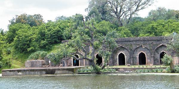Rewa-Kund-reservoir