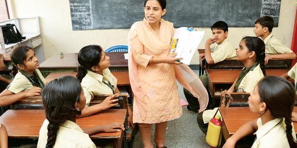 TEACHER,-Deepalaya-School