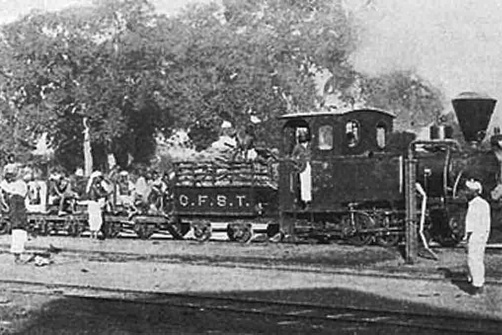 Erstwhile-Tramway