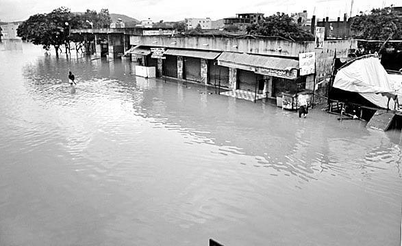 flood-water