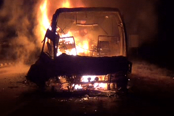 Burned bus_eps