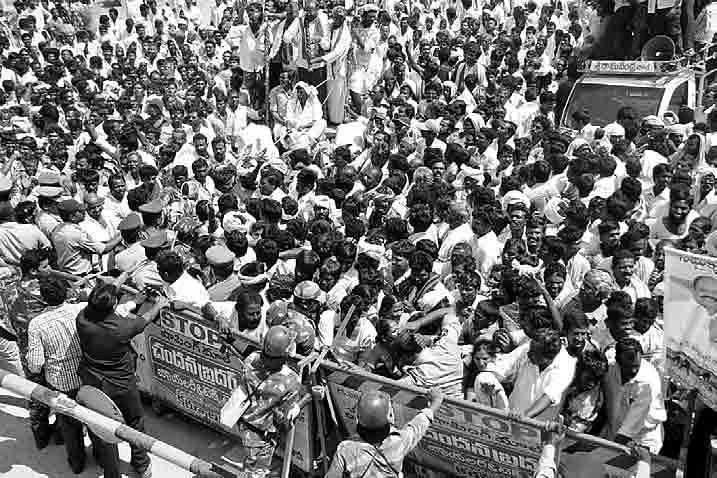 Samaikyandhra-activists