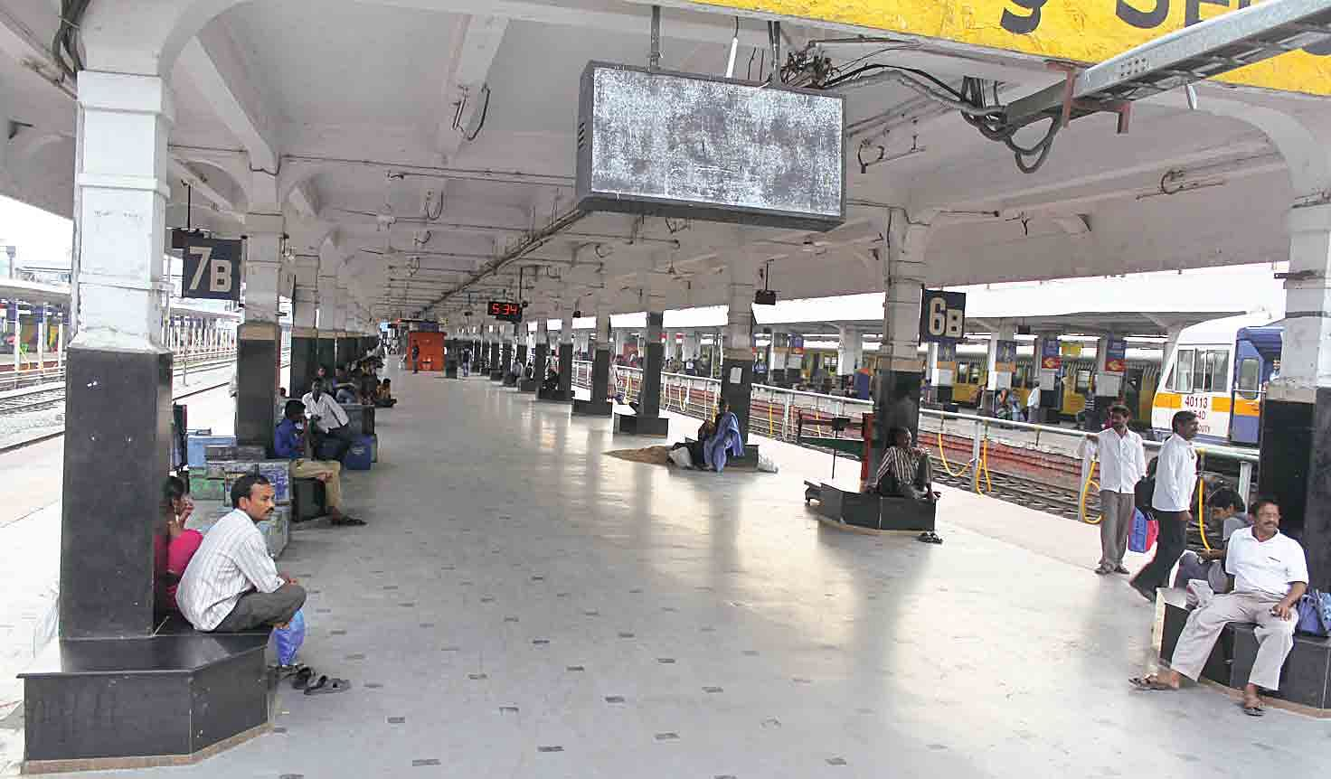 Secunderabad-rly-station