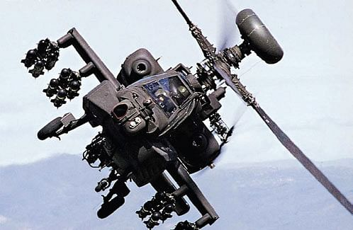 ATTACK-HELICOPTERS