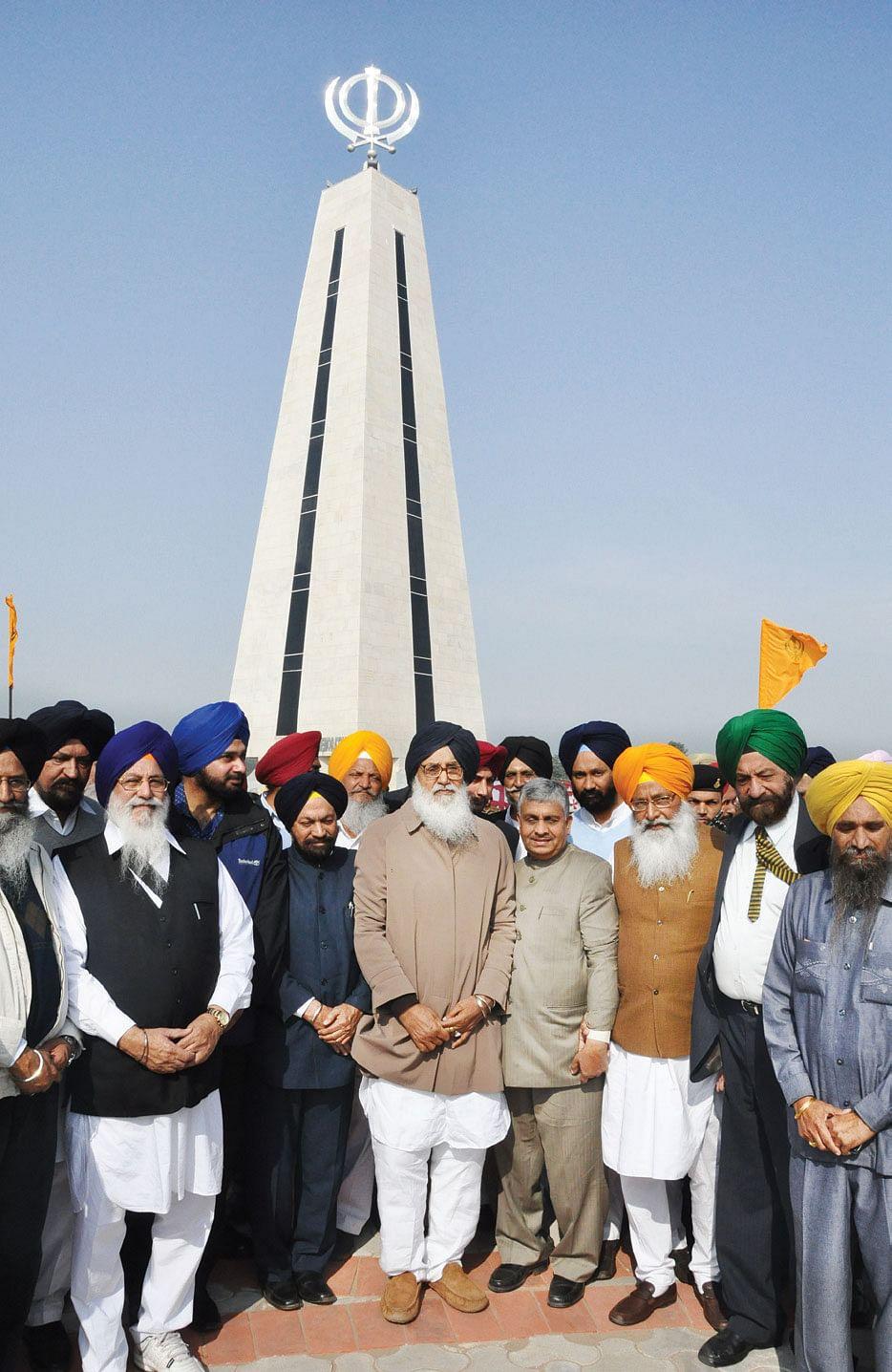 Baba-Banda-Singh-Memorial