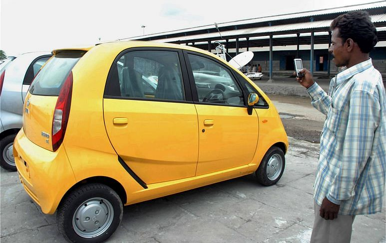 research proposal for tata nano