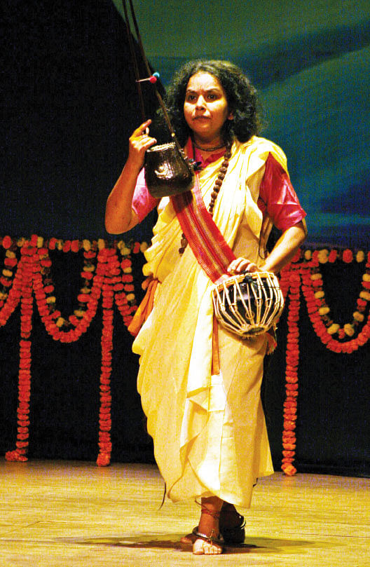 Parvathy-Baul