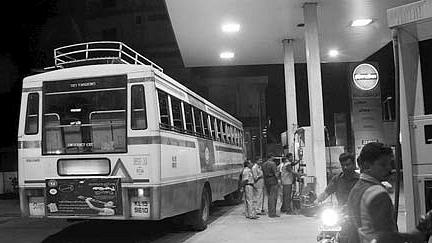 KSRTC-Buses