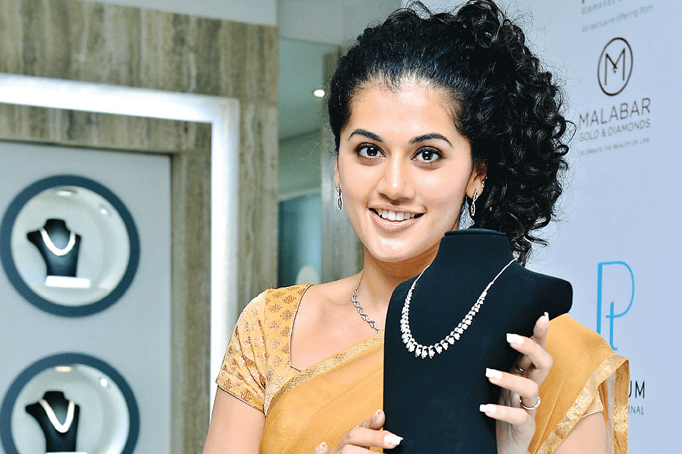 Actor-Taapsee