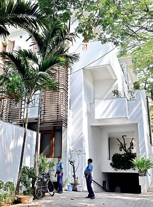 Vikram-Aggarwal-residence