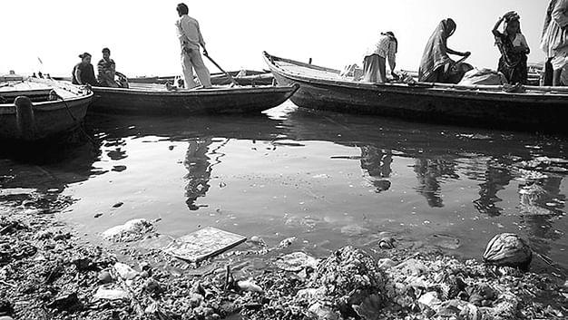 Ganga-RIVIER