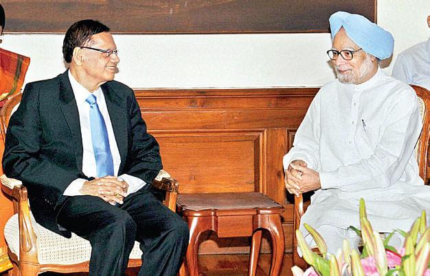 Manmohan-Singh-with--G-L-Pe