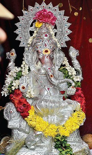 Silver-Ganesh