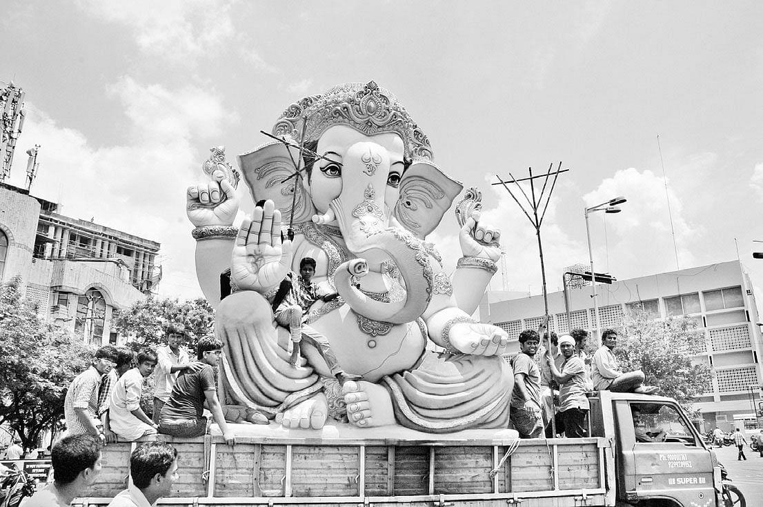 Ganesh-Idols