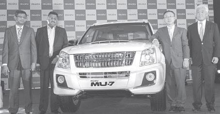 SUV-MU-7