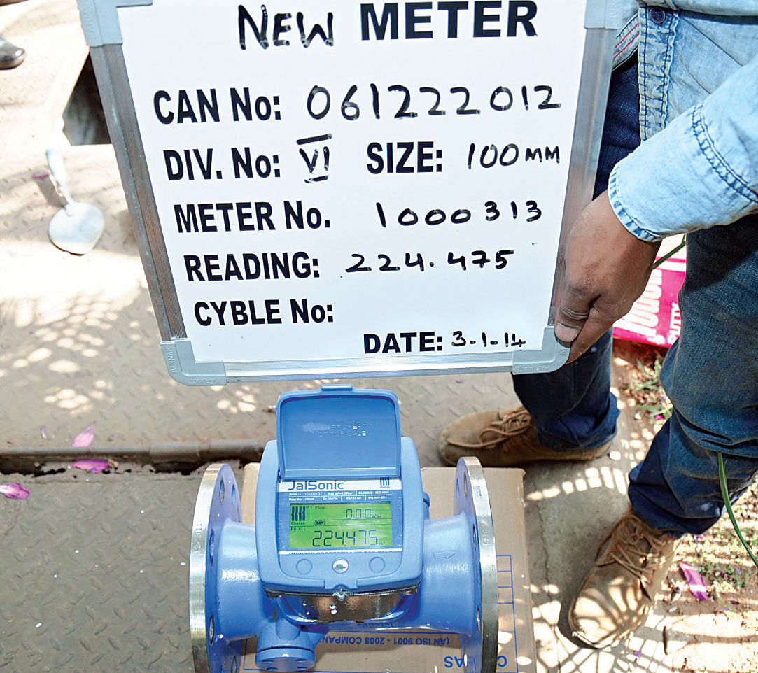 Automatic-Meter-System
