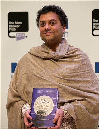 Neel-Mukerjee-Booker-Prize-AP