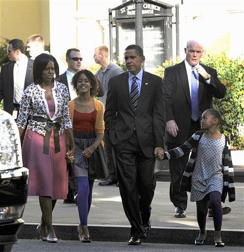 Obama-Family-AP