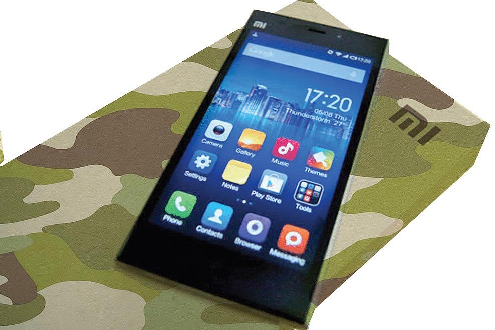 Chinese-Smartphones