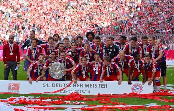 Bayern-munich-ap