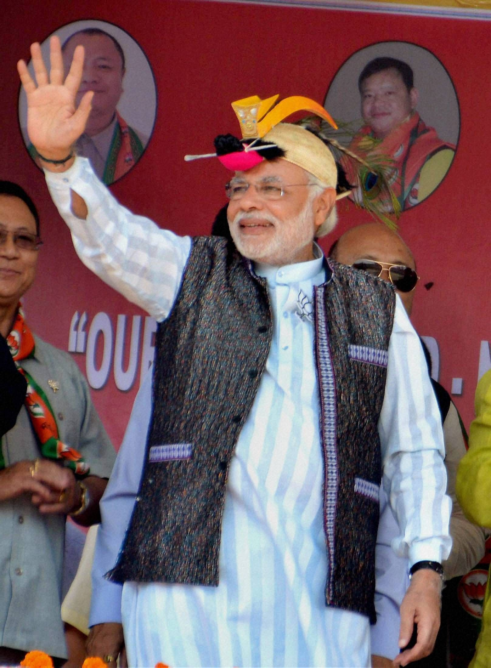 Modi_PTI_ArunachalPradesh