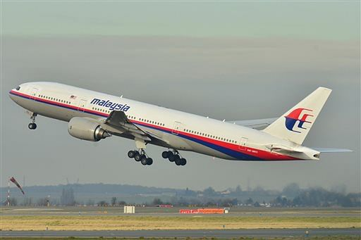 Malaysia Airline _AP