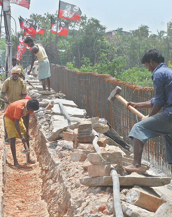 Kotturpuram-Bridge