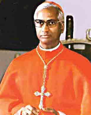Cardinal-Lourdusamy
