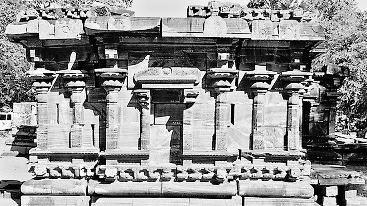 Siva-temple