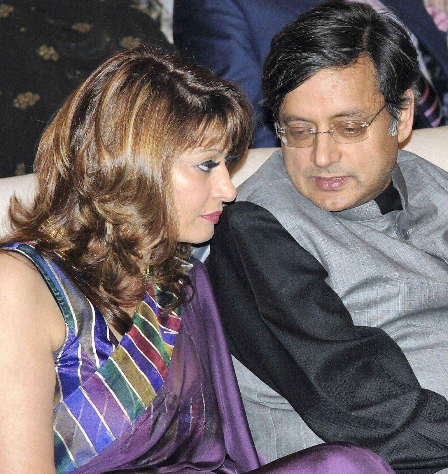Tharoor_Sunanda_PTI