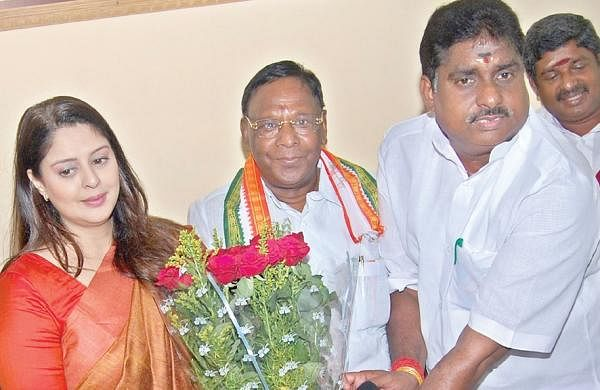 Congress Will Give Adequate Quota for Women in UT Poll: Nagma- The